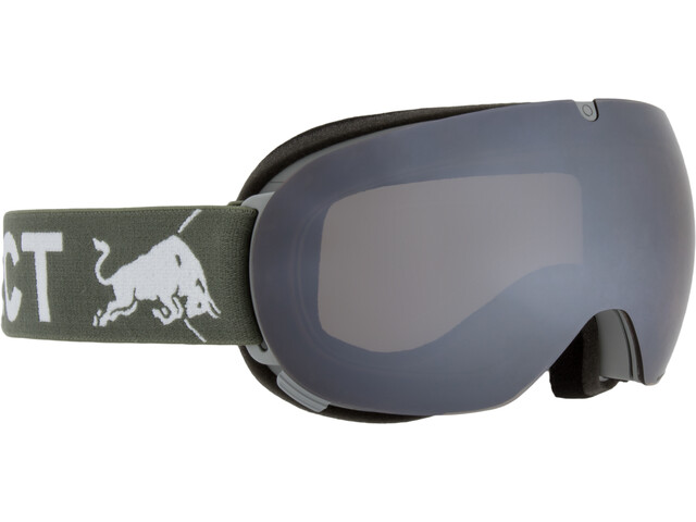 Red Bull SPECT Magnetron Ace Laskettelulasit, grey/silver snow
